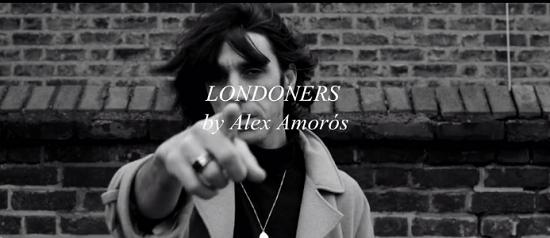 """Las fotografías de """"Londoners"""" del artista alicantino Alex Amorós"""