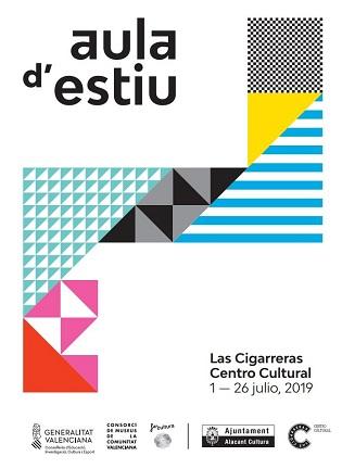 El Ayuntamiento de Alicante abre el plazo de inscripción para la programación `Aula d´estiu´ 2019 de Las Cigarreras