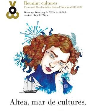 Valencia acoge hoy la presentación de Altea como Capital Cultural Valenciana 2019-2020