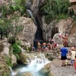 La UE califica de 'excelente' la calidad del agua de Les Fonts d'Algar