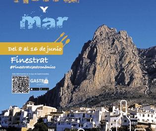 """Finestrat celebra del 8 al 16 de junio sus jornadas gastronómicas """"Tierra y Mar"""""""