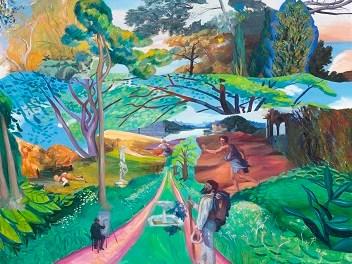 El Instituto de Cultura Gil-Albert acoge la obra de José Antonio Hinojos dentro del ciclo 'Arte en la Casa Bardín'