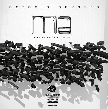 """""""MA"""" d'Antonio Navarro s'inaugura en el Museu del Mar el divendres 14 de juny a les 19.30 h."""