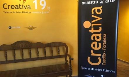 'CREATIVA 19' arriba la Museu del Mar amb una exposició de mes de 100 obre i 116 participants