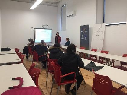 Agenda de formación para el empleodel Ayuntamiento de Alicantedel mes de junio