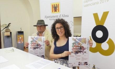 Altea tornarà a vibrar amb la segona edició de l'Altea Blues Festival