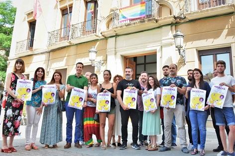 El Ayuntamiento de Elda se suma a la celebración del Día Internacional del Orgullo LGTBI