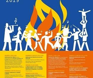 La Regidoria de Cultura d'Alacant programa fins al 23 de juny diverses activitats en la quarta edició del programa «Fogueres Culturals»