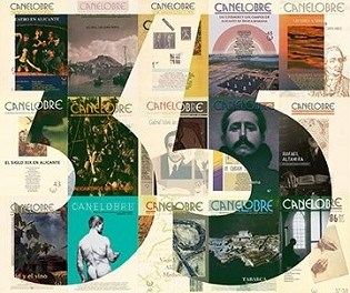 El Instituto de Cultura Gil-Albert celebra el 35 aniversario de la revista Canelobre con una mesa redonda