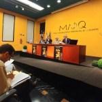 El MARQ acogió un ciclo de conferencias sobre la civilización y el arte iraní