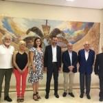 Francis Mojica, María José Boix y José Antonio Román forman la tripleta del Misteri de 2019