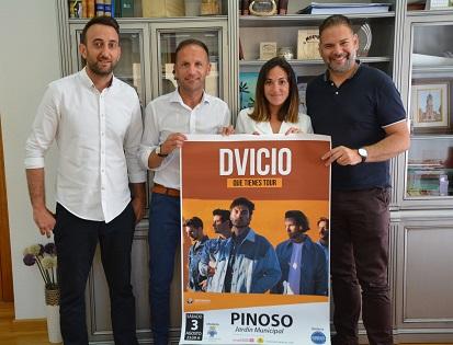 DVICIO actuarà en la fira i festes del Pinós