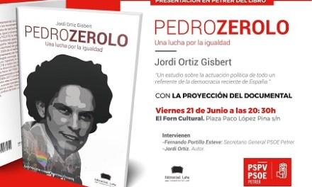 Un llibre sobre el socialista Pedro Zerolo per a construir una societat lliure, igual i diversa
