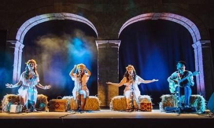 """Les gallegues """"DE VACAS"""", oferirà el seu concert en la Plaça del Teatre Chapí a Villena"""