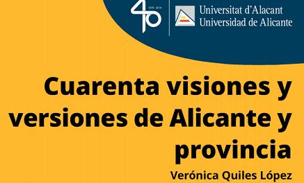 La Universitat d'Alacant i el Museu Comercial d'Alacant exposen «Quaranta visions i versions d'Alacant i província