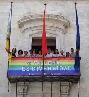 Villena LGTBI. Villena és Diversitat