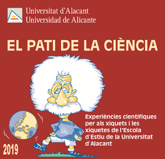 La Universidad de Alicante acoge en julio una nueva edición de «El Pati de la Ciència»