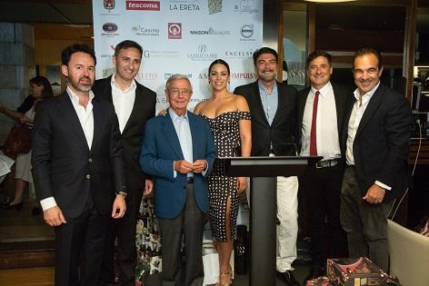 La Cena Gourmet 'Culturas del Mediterráneo' un ejemplo de cocina del Mediterráneo con grandes chefs de la provincia