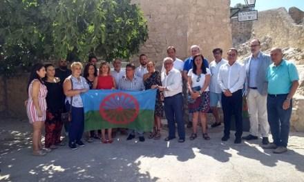 La vicealcaldesa d'Alacant participa en l'acte commemoratiu del poble gitano de la Gran Batuda de 1749 al Castell de Santa Bàrbara
