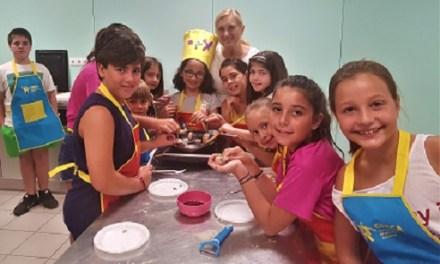 Empieza el turno de agosto de la Escuela de Verano del Centro Municipal de Recursos de Consumo de Alicante