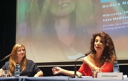 Joumana Haddad: literatura y libertad en su desarrollo humano
