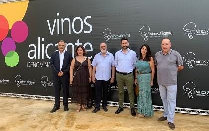 La Marina Alta presumeix de vins en Winecanting Dénia