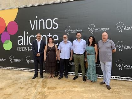 La Marina Alta presume de vinos en Winecanting Dénia