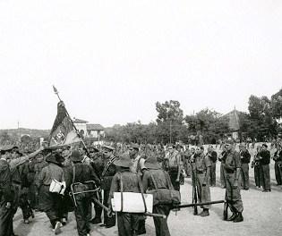 La família del doctor Manuel Usano dóna al Arxiu Municipal de Dénia una col·lecció de 72 fotografies de la Guerra Civil