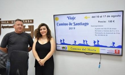 El Ayuntamiento de Elda organiza un viaje para hacer el Camino de Santiago