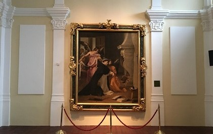 L'Institut de Cultura organitza una lectura col·lectiva d'un text de Gil-Albert sobre el Velázquez del Museu Diocesà d'Oriola