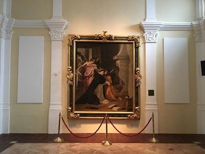 El Instituto de Cultura organiza una lectura colectiva de un texto de Gil-Albert sobre el Velázquez del Museo Diocesano de Orihuela