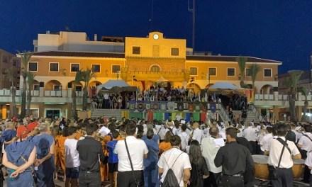 Guardamar rememora de manera festiva y con rigor histórico el milenario pacto de Tudmir entre cristianos y musulmanes