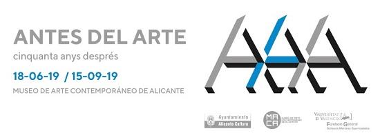 El MACA presenta el catálogo «Antes del Arte» en colaboración con  la Fundació General de la Universitat de València y la Col·lecció Martínez Guerricabeitia