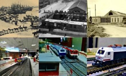 La Asociación de Modelismo Ferroviario El Trenet expone «Alicante y su Tren» en el MUA