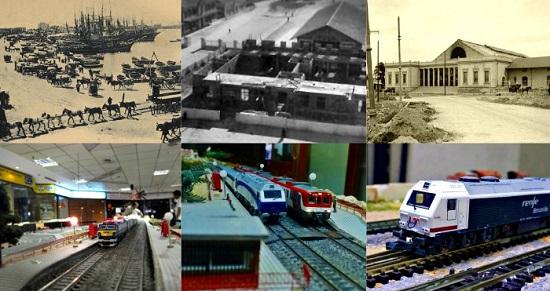 L'Associació de Modelisme Ferroviari El Trenet exposa 'Alacant i el seu tren' al MUA