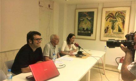 """El Patronato presenta el documental """"Elx En Festa"""" para explicar la esencia del Misteri"""