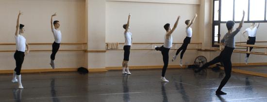 El Conservatorio de Danza de Novelda acoge el  Russian Masters Ballet