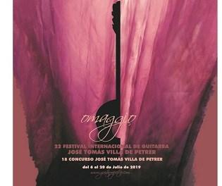 Més de 80 músics de tot el món ja es troben a Petrer per a participar en el Festival Internacional de Guitarra