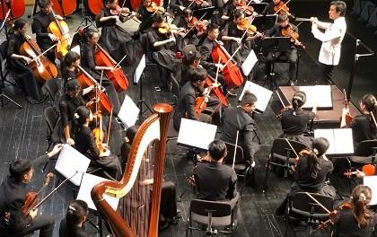El Auditori Teulada Moraira se viste de gala para el VII Festival Internacional de Jóvenes Orquestas (FIJO)