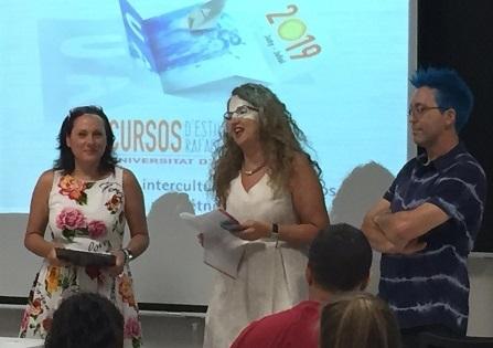 """La regidora María Conejero d'Alacant obri el curs sobre """"Mediació intercultural en contextos multiètnics"""" que es desenvolupa en la Universitat d'estiu de la UA"""
