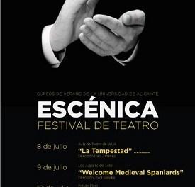 """Cinc propostes teatrals configuren el festival """"Escènica"""""""