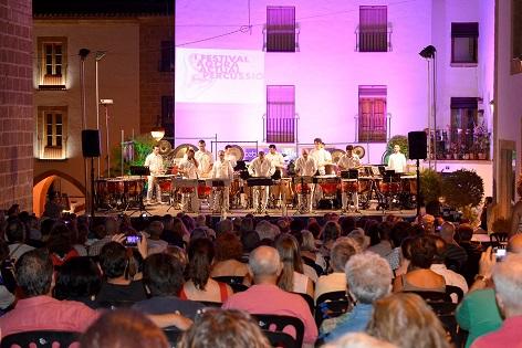 La percussió més avantguardista torna a Xàbia amb l' Àgora Actual Percussió Festival