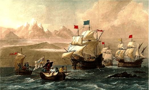 L'almirall Juan Rodríguez Garat diserta a Benidorm sobre la primera volta al món de Magallanes i Elcano