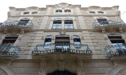 El Ayuntamiento realiza mejoras en el edificio del Conservatorio de Música y Danza de Alcoy