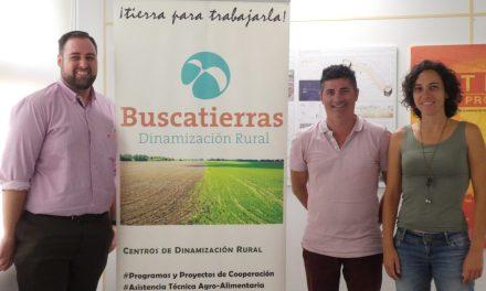 Medi Ambient d'Altea i l'agència de dinamització rural Buscatierras posen en marxa el Banc de Terres