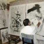 El Ayuntamiento de Dénia licita las obras para la adecuación de una sala de exposiciones permanente del pintor Joan Castejón en la Casa de la Cultura