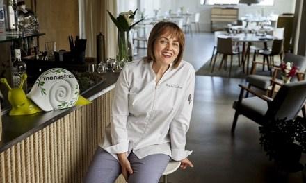 """María José San Román: """"A Alacant som un dels eixos gastronòmics més importants del país"""""""