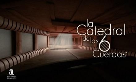 La Diputació d'Alacant estrena a Mèxic el primer documental nacional sobre la història de la guitarra clàssica espanyola