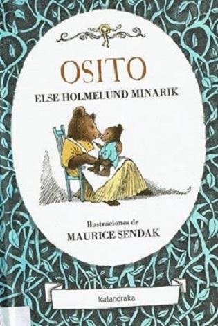 Osito tiene mucha imaginación y se monta un viaje a la luna