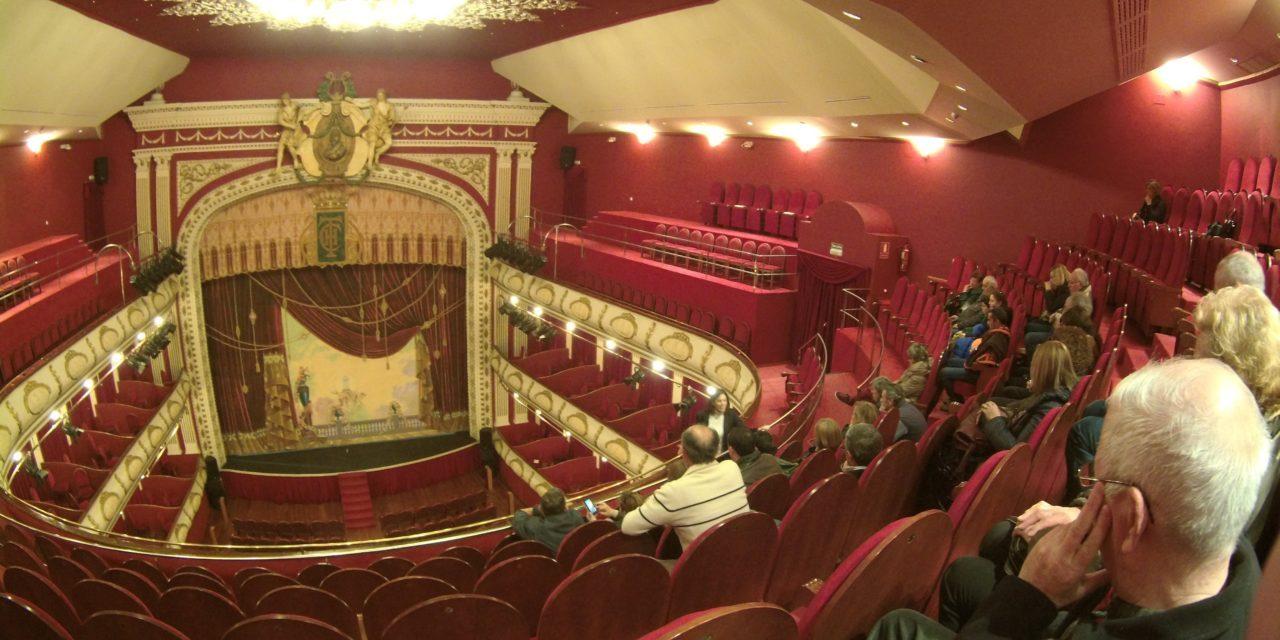 Jornada de Puertas abiertas en el Teatro Chapí de Villena y Concierto extraordinario el día 4 de septiembre.